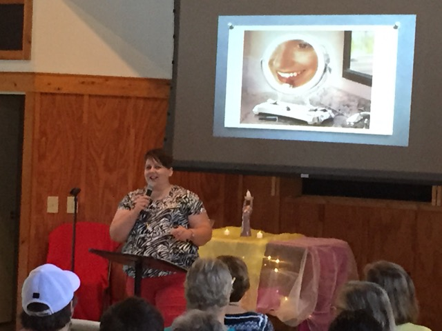 2015 D W M Retreat Keynoter Rev. Abigail Conley