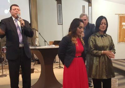 Commissioning of Julietta Vera and Leonila Burgos